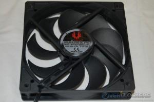 120 mm Rear Exhaust Fan