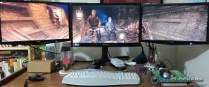 AMD Eyefinity / NVIDIA Surround Setup