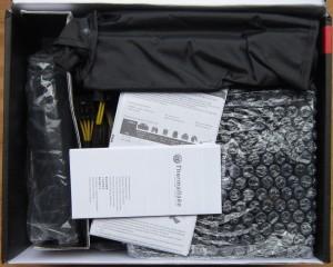 SP1000-M's box, open!  Part 1.