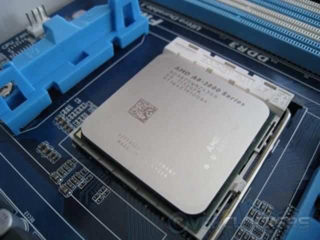 APU: CPU and GPU in one package
