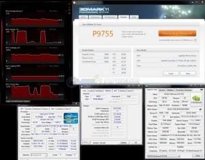 3DMark 11 Stock Boost
