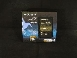 128GB Adata XPG SX900 - Front