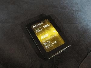 128GB Adata XPG SX900 (Front)