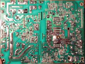 Decent soldering.