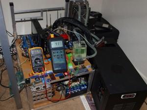 Setup for Phase Change