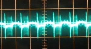 5 V ripple at full load cold, ~95 mV