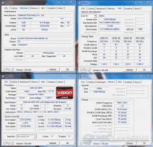 Maximum RAM clock achieved