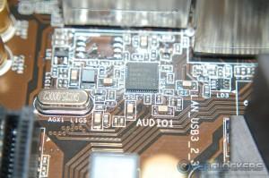 Broadcom BCM57781 LAN Controller Chip