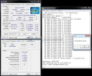 DDR3-2200 @ 9-11-11-28 - 1.65vDIMM