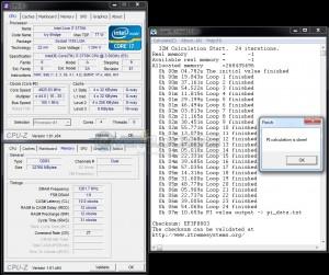 DDR3-2520 @ 10-12-12-31 - 1.65vDIMM