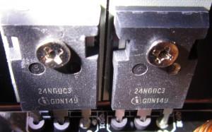 APFC switches