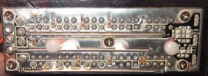 Modular PCB solder: Excellent