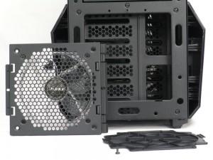 Z11 front fan off
