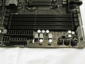 DIMM / Voltage read points, OC Genie