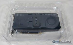 EVGA GTX 660 Ti SC Casing