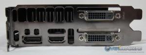 EVGA GTX 660 Ti SC Video Outputs