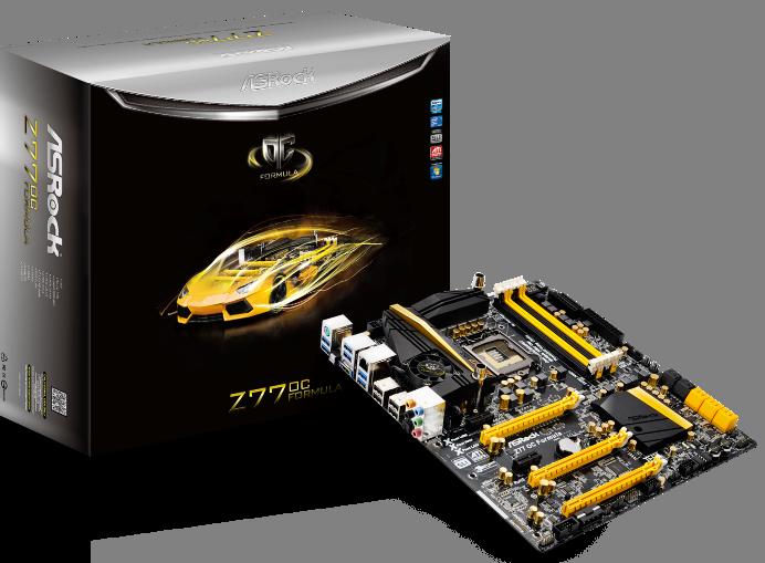 ASRock Z77 OC Formula With Box