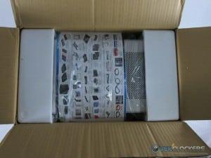 Lian Li PC-V750 Opened