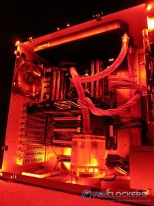PC-V750 All Lit Up