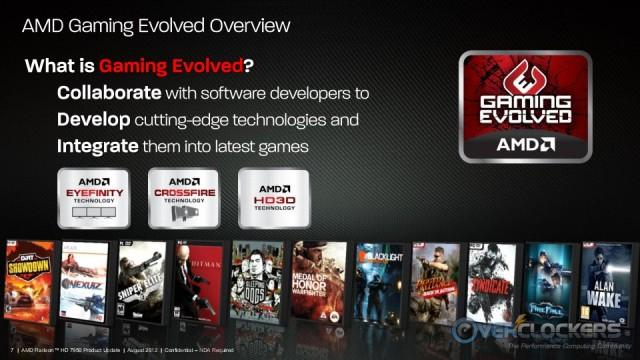 Gaming Evolved Ecosystem