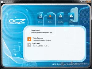 OCZ Toolbox Tools