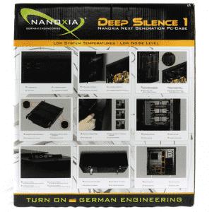 Nanoxia Deep Silence 1 reverse