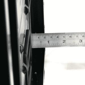 Cable Space Measurement