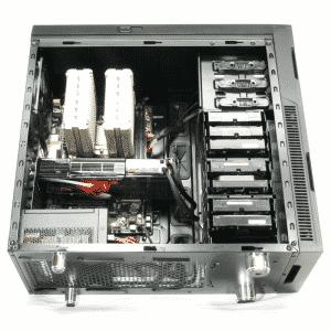 Nanoxia DS1, Built