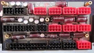 The modular connector board