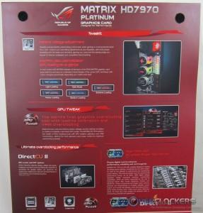 ASUS Matrix HD 7970 Flap Closer