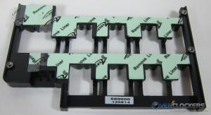 LN2 MOSFET Heatsink Thermal Pad
