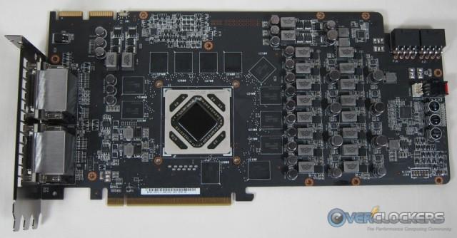 Matrix HD 7970 PCB
