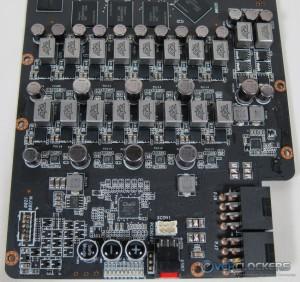 Matrix HD 7970 Power Section