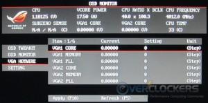 GPU Hotwire Control