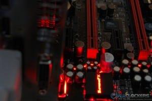 Illuminated Audio Circuitry