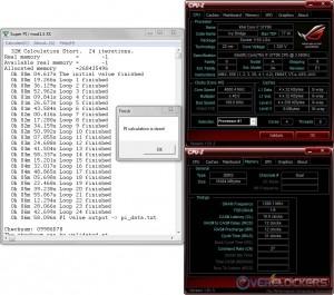 SuperPi 32M @ 4.8 GHz