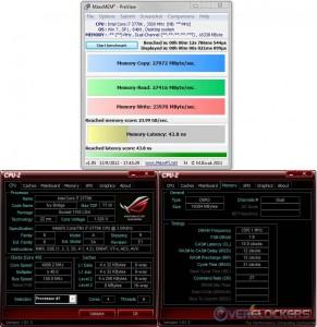 MaxxMem² Preview @ 4.8 GHz