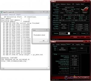 SuperPi 1m @ 5.0 GHz