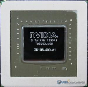 NVIDIA GK106 GPU