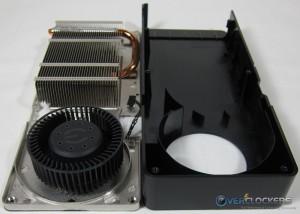 Heatsink/Fan and Shroud