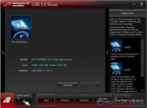 USB 3.0 Boost
