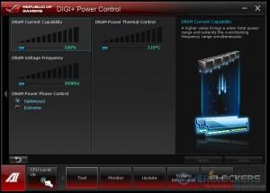 RAM DIGI+ VRM Control