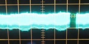 3.3 V ripple with full unit load, 40c intake air. ~17mV