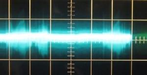 5 V ripple with zero load, cold. ~24mV