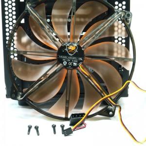 200mm Front Fan