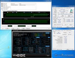 4.6 GHz Stability Test