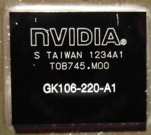 GK106 core