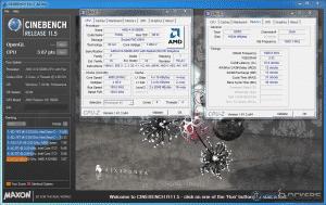 Cinebench R11.5 @ 4.6 GHz