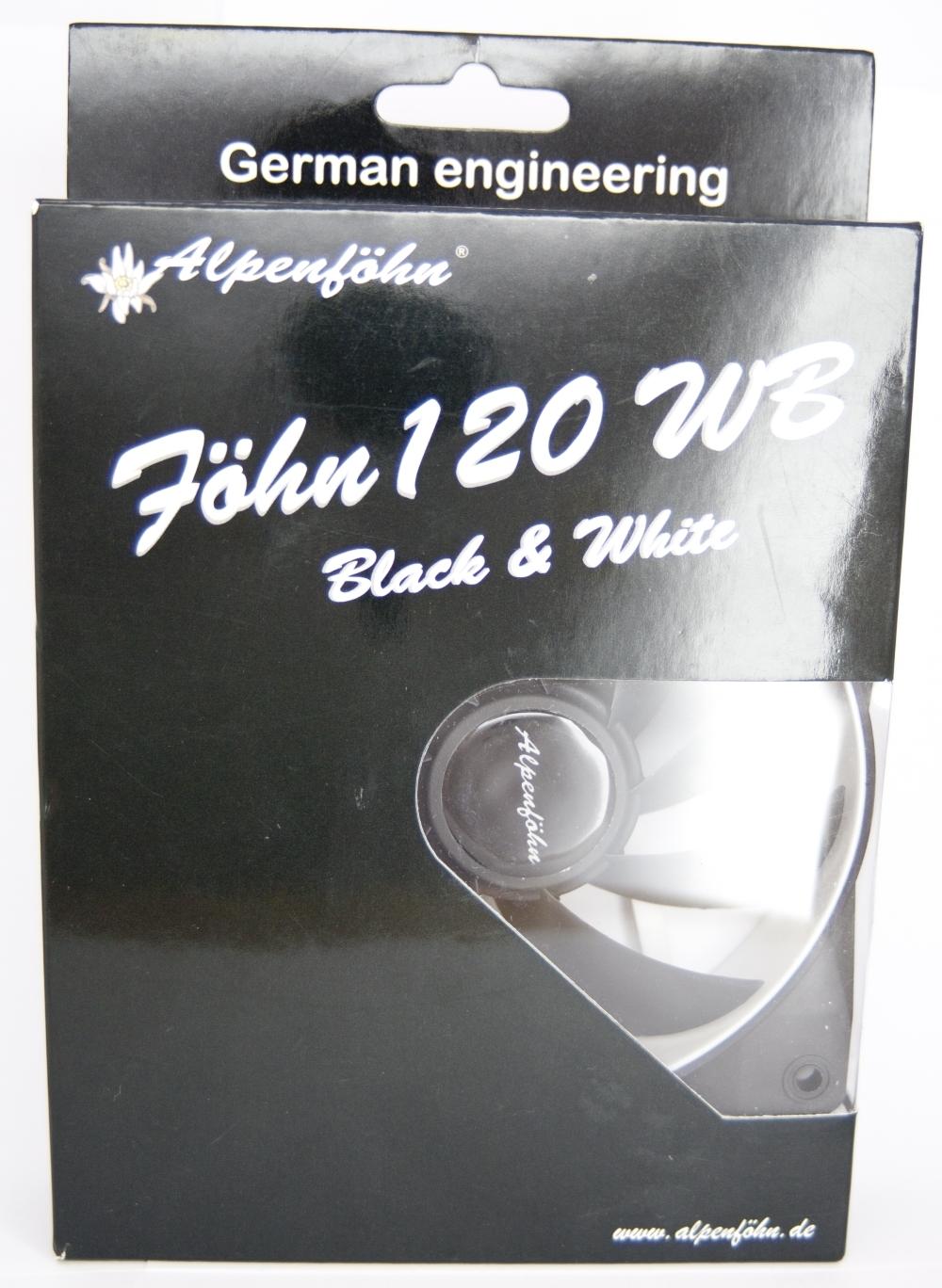 Alpenfohn Packaging