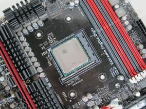 AMD FX-8350 + ASUS Crosshair V Formula